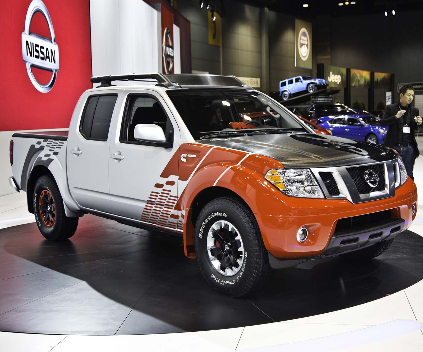 2017 Nissan Frontier Sel Mpg Release Date Interior News The
