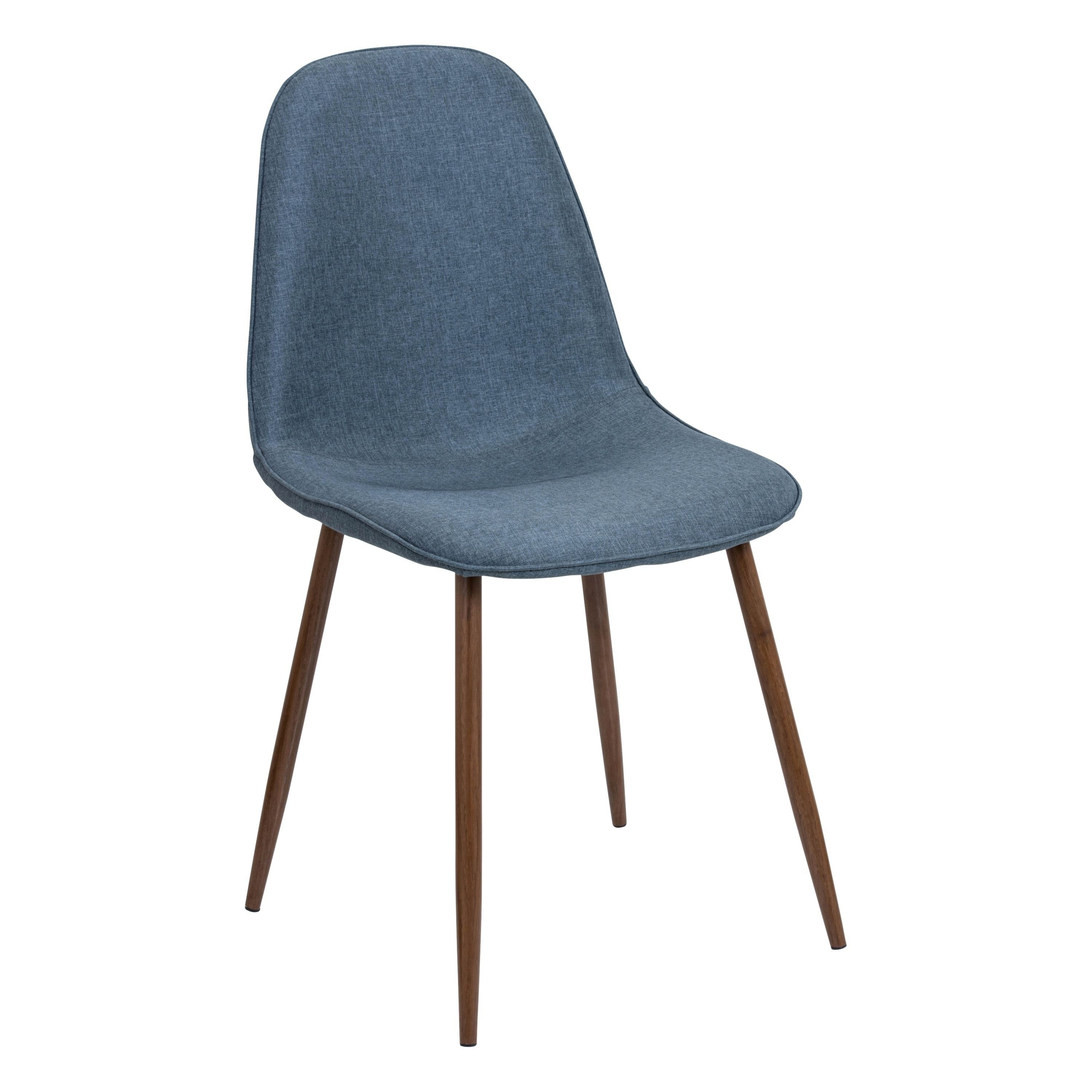 Best Pebble Mid Century Modern Upholstered Accent Dining 400 x 300