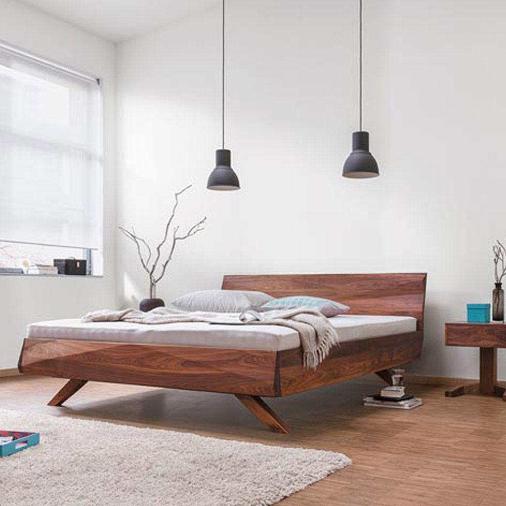 dormiente Massivholzbett Gabo   Edle Massivholzbetten   Solid wood ...