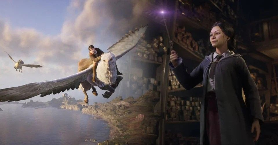 Harry Potter Open World Action Rpg Footage Seemingly Leaks Blackally Harry Potter Harry Potter Rpg Rpg