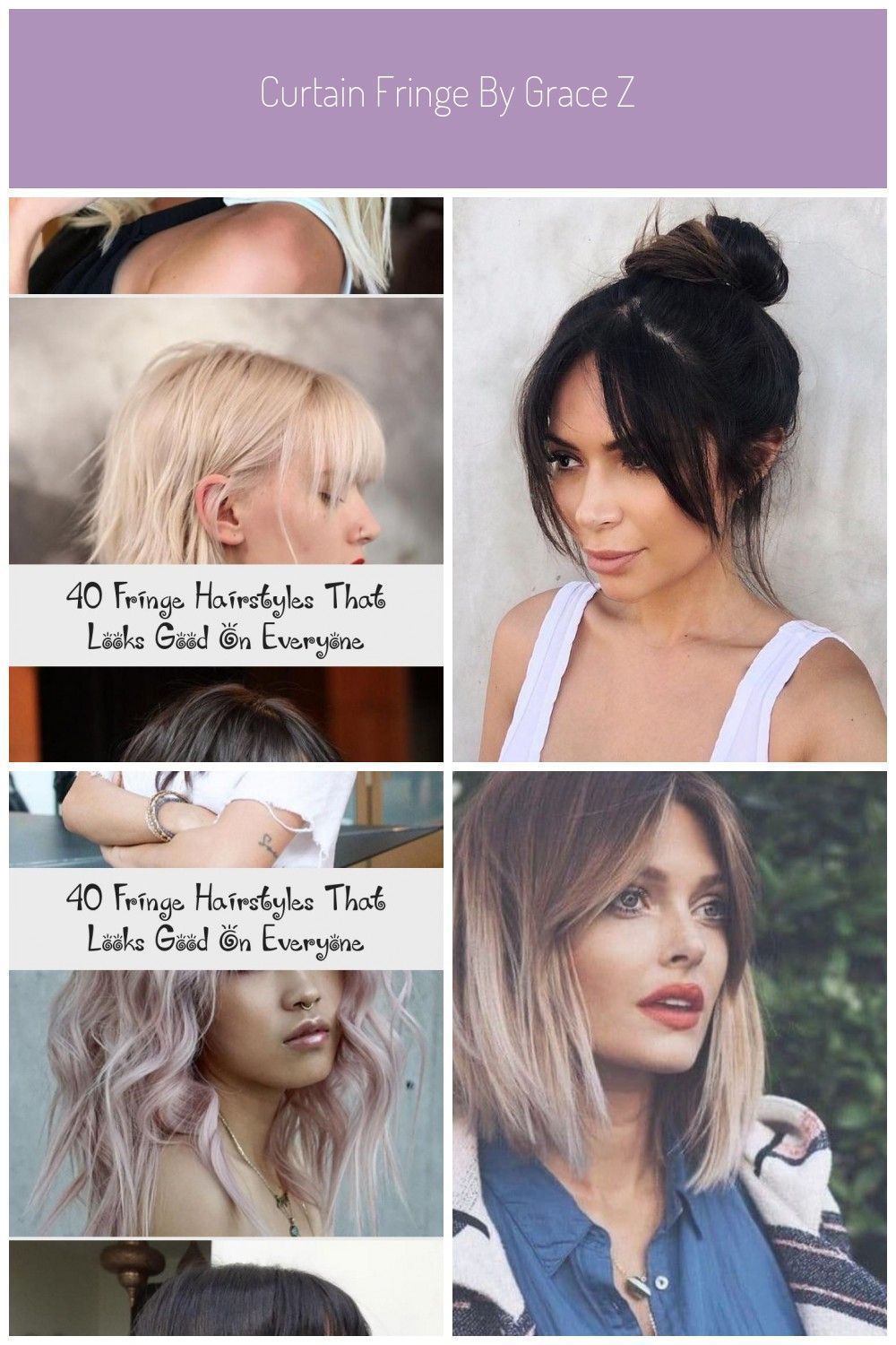 Platinum Wavy Bob With Seamless Layers And Curtain Bangs The Latest Hairstyles For Men And Women 2020 Hairstyleology Braids For Medium Length Hair Bangs With Medium Hair Curtain Bangs