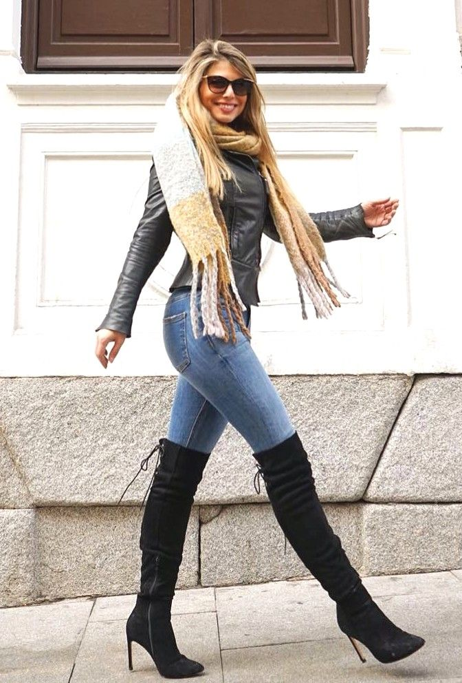 World of Boots   Boots, Grey thigh boots, Over the knee boots