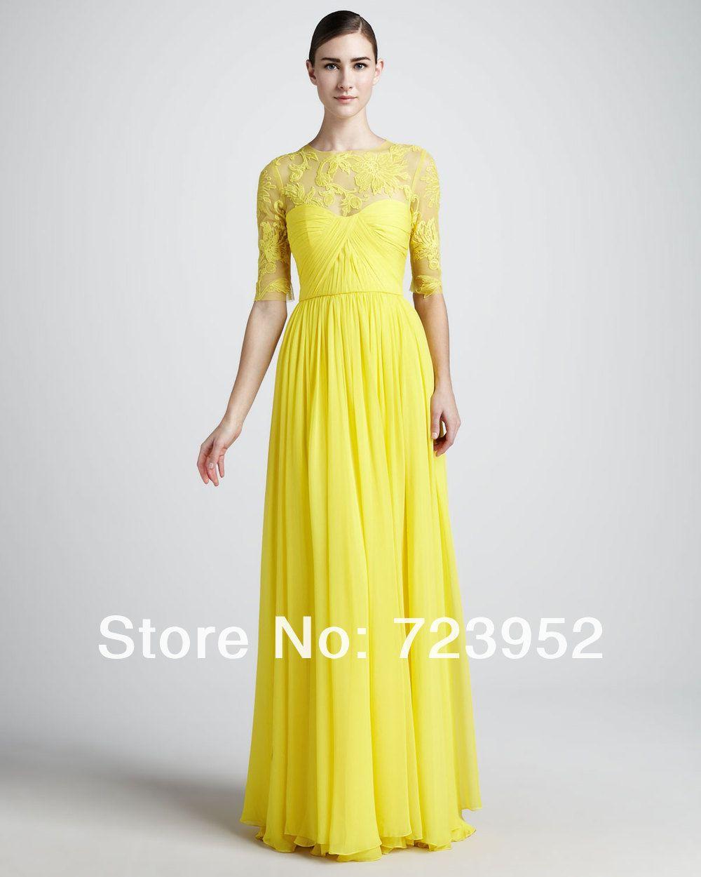 длинные платья с рукавами Поиск в Google Banqueting Pinterest