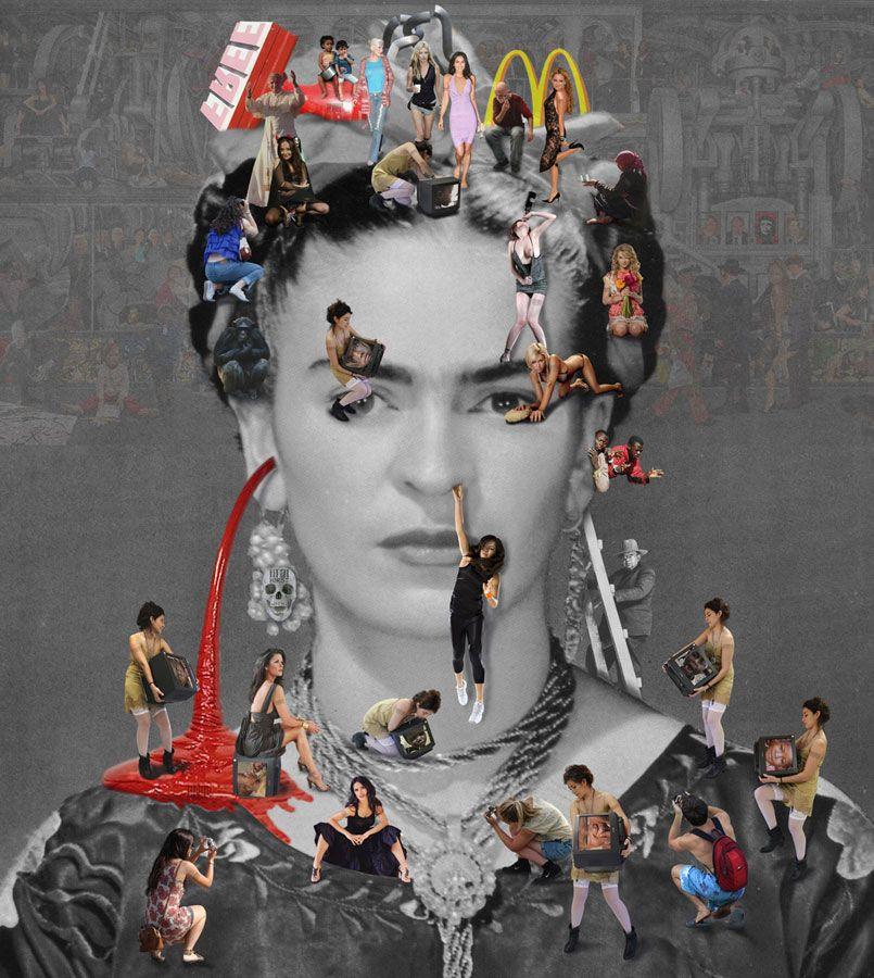 Lluis Barba's new artworks: 'Self-Portraits' of ...