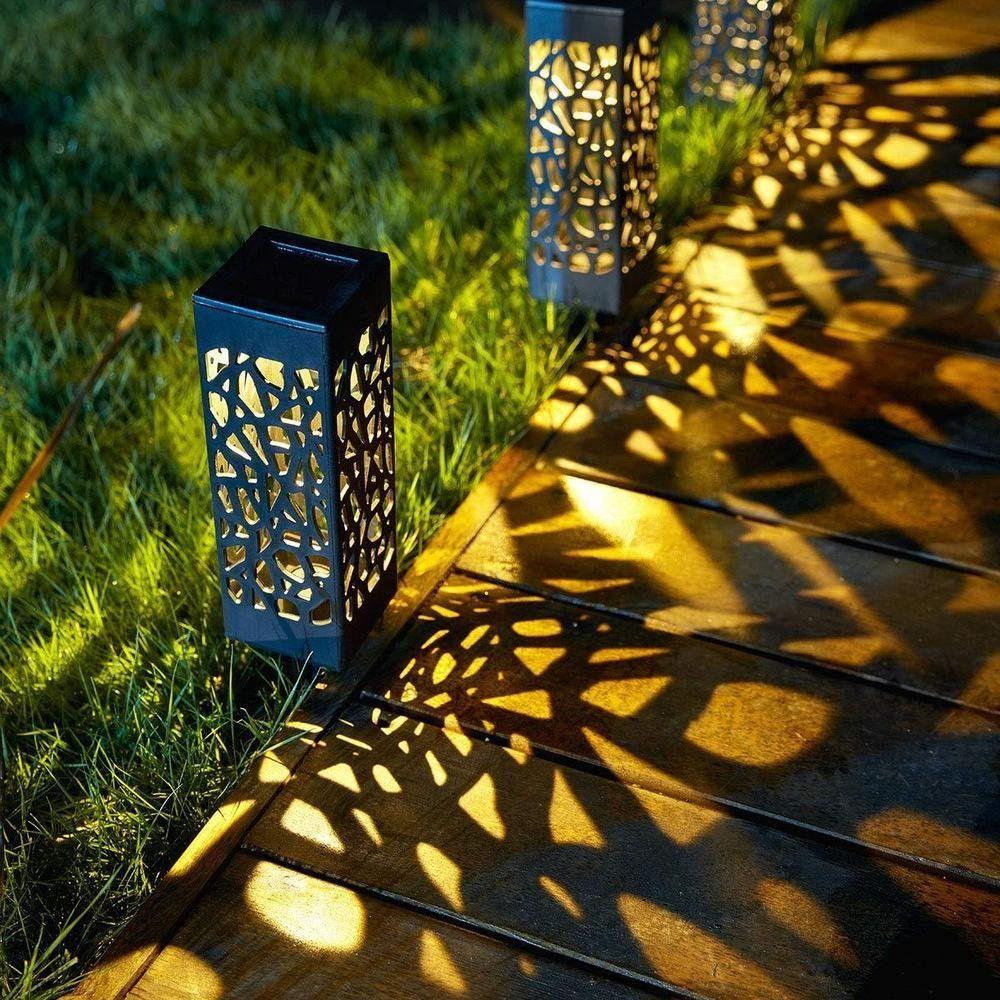 Marokkanische Turm Solarleuchten Gartenleuchten Solarleuchten Garten Im Freien