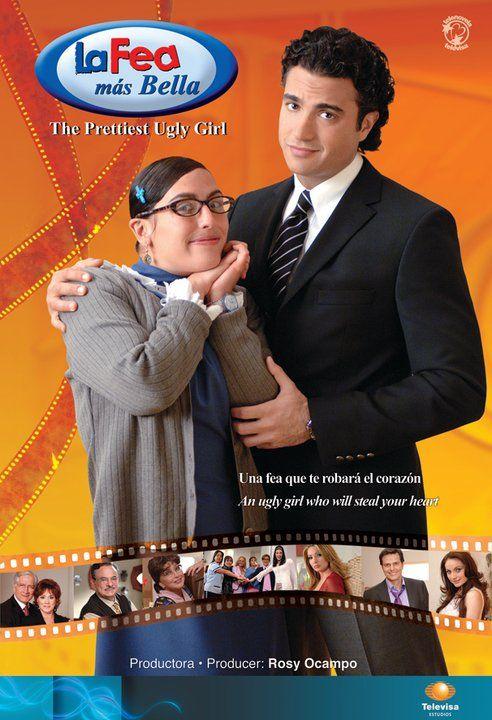 La Fea Más Bella Wikipedia The Free Encyclopedia Telenovelas Cinema Movies Film Music Books