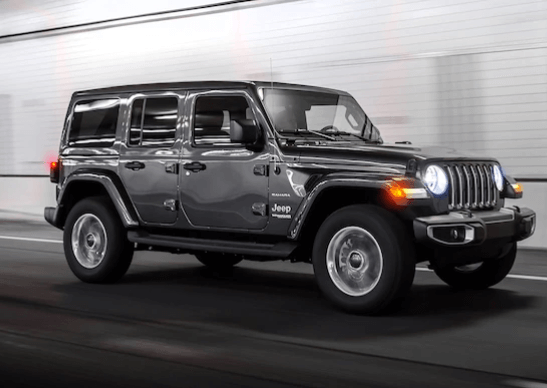 Wrangler Is Motortrend Suv Of 2019 Chrysler Jeep Jeep Dodge Best Suv