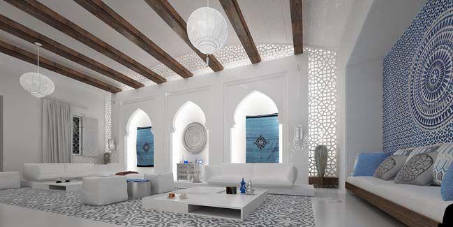 Guide To Modern Arabic Interior Design Modern Islamic Style