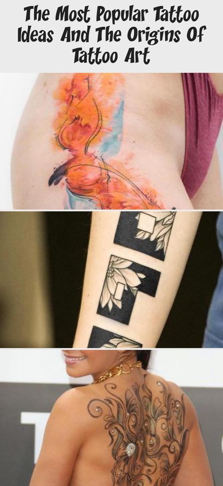 Photo of Les idées de tatouage les plus populaires et les origines de l'art du tatouage