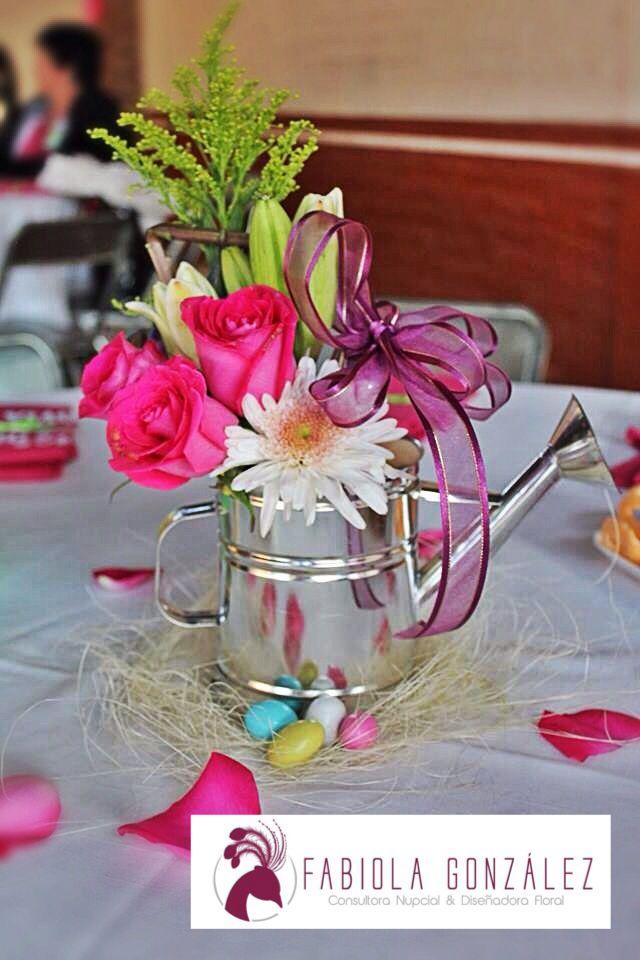 Centros de mesa flores pinterest centerpieces - Centros para decorar mesas ...