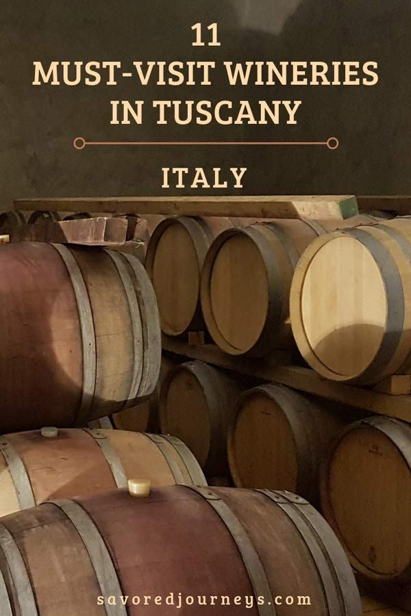 Photo of 11 Must-Visit Tuscany Wineries