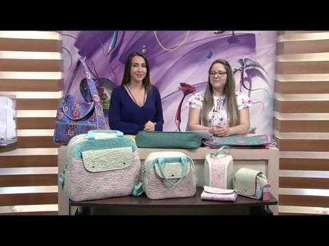Bolsa Vivi por Regina Heitor - 26/04/2017 - Mulher.com - P1/3 - YouTube