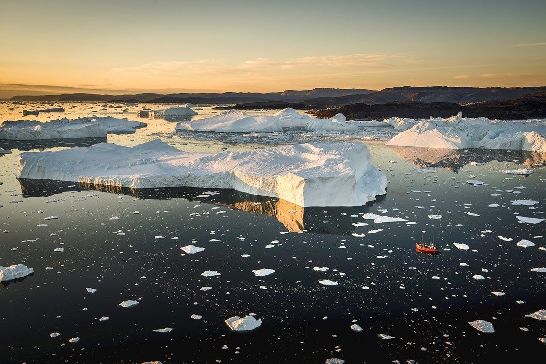 The Big Arctic Five - Five core things to do in Greenland
