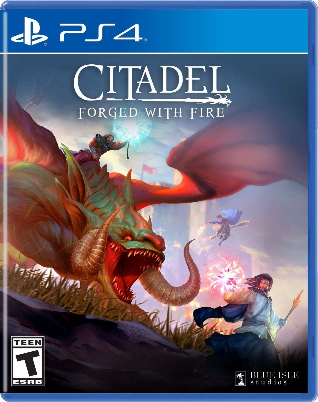Citadel with fire adventure games xbox one citadel
