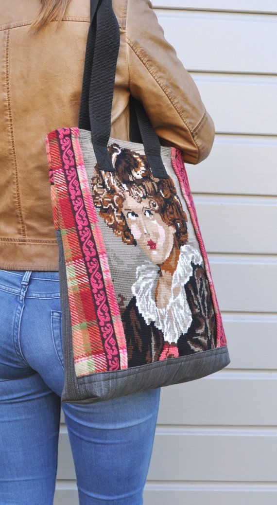 Fabulous bag for daily use by dutchsisters on Etsy, $75.00