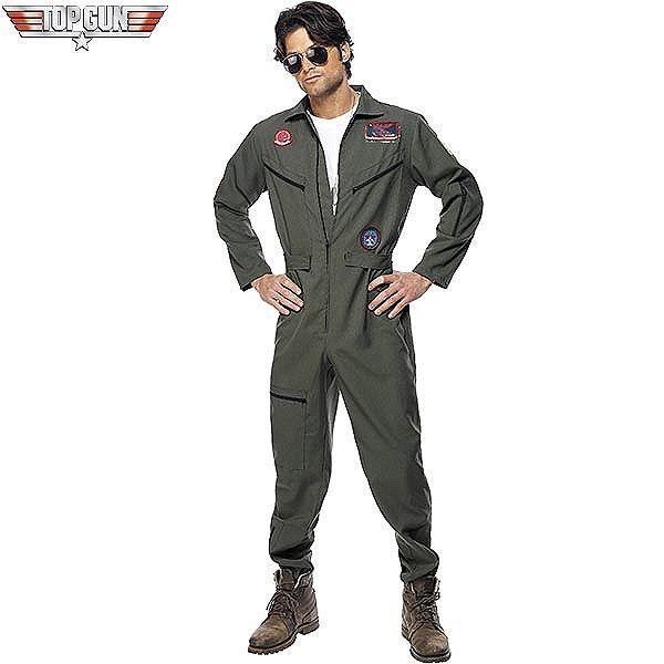 Disfraz de Top Gun Aviador  disfraces  carnaval  186f27c7fd55