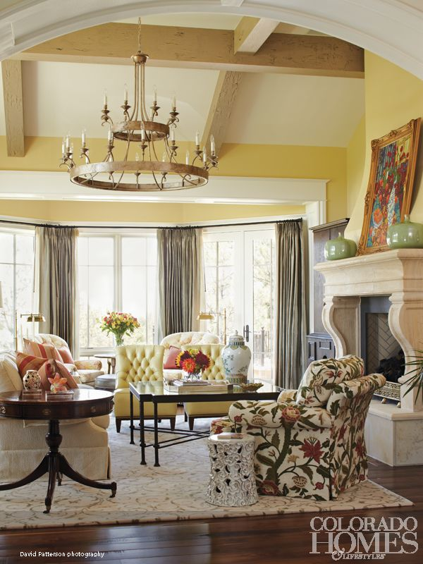 Country Cottage Manufactured Home Decorating Ideas: French-Country-Style-in-Colorado-Home-french-country-decorating-ideas-5.jpg 600×800 Pixels