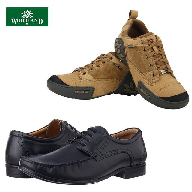 Any One Woodland Shoe Sku: 3959_7 Rs 1