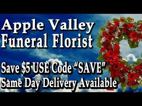 Apple Valley Funeral Flowers | Advice To Follow For Sympathy Flowers in ...