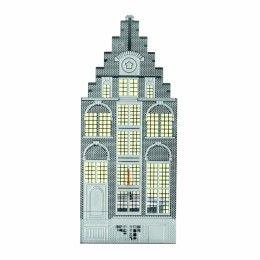 Holland Design trapgevel kaarsenhouder van Invotis