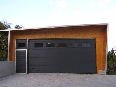 garagentor mit fenstern garagen garage tore und z une und tore. Black Bedroom Furniture Sets. Home Design Ideas