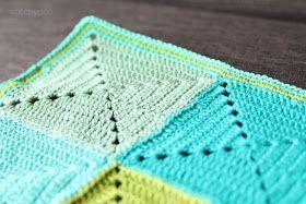 Projekt Häkeldecke Wolle Pinterest Häkeln Decke Häkeln Und