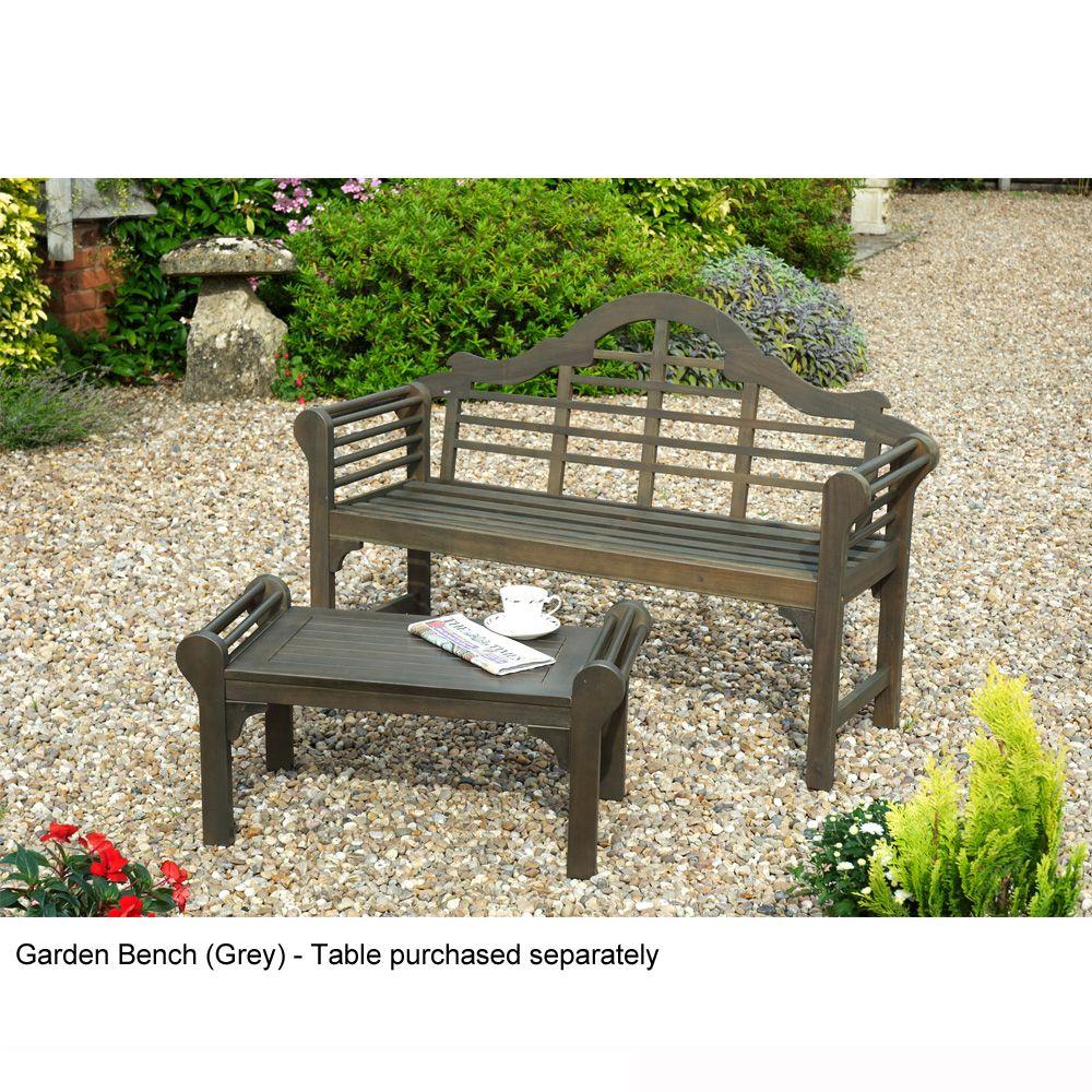 Lutyens Style Garden Bench Furniture Thompson Morgan