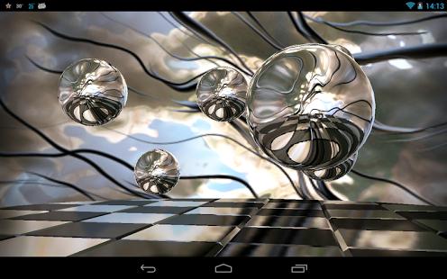 Reflections HD Live Wallpaper screenshot thumbnail