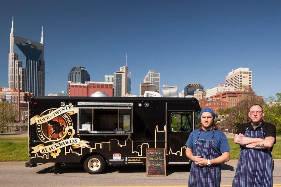Four & Twenty Blackbirds NFTA Nashville Food Truck
