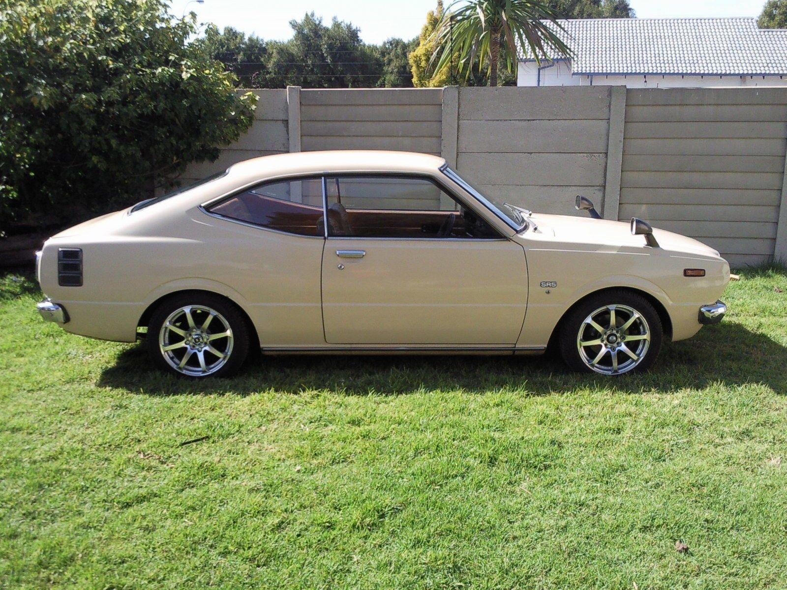 Kelebihan Toyota Corolla 1976 Spesifikasi