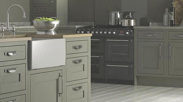 Carisbrooke Taupe B&Q Cooke & Lewis kitchen // My kitchen renovation ...