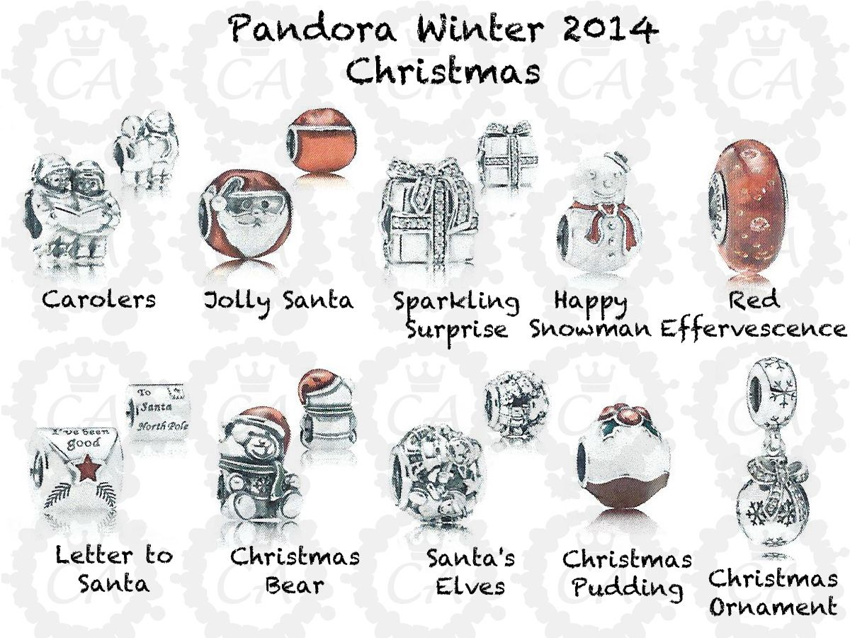 130 best Pandora 2014 Winter Collection images on Pinterest ...