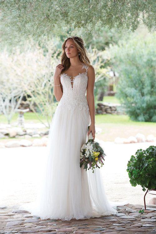 Sweetheart 2018: Zuckersüsse Brautkleider für romantische Bräute