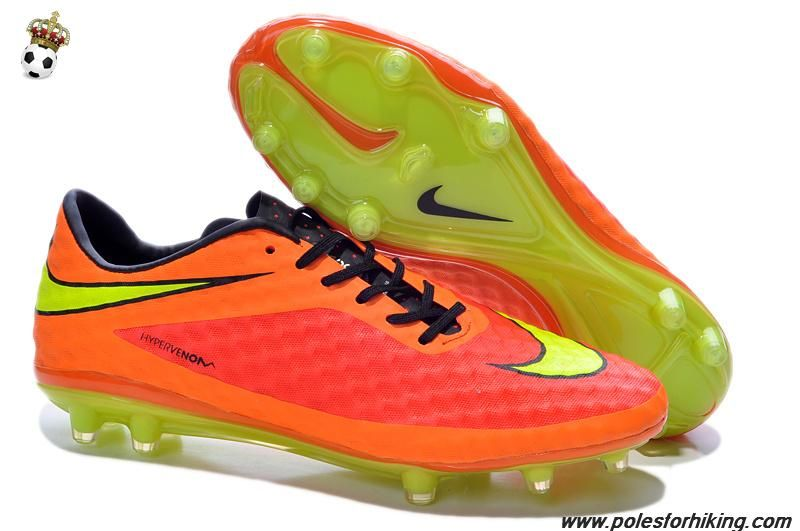 low priced c3dee a67a3 Orange/Volt/Black) Nike Hypervenom Phantom FG -Neymar soccer ...