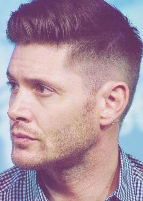 Dean Winchester Haircut Jensen Ackles Haircut Men S Hairstyle Swag Haircuts For Men Dean Winchester Haircut Dean Winchester Hair