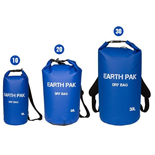 Earth Pak- Waterproof Dry Bag with Shoulder Strap – Roll Top Dry Compression Sack Keeps Gear Dry for Kayaking, Beach, Rafting, Boating, Hiking, Camping with Free Bonus Waterproof Phone Case  http://www.alltravelbag.com/earth-pak-waterproof-dry-bag-with-shoulder-strap-roll-top-dry-compression-sack-keeps-gear-dry-for-kayaking-beach-rafting-boating-hiking-camping-with-free-bonus-waterproof-phone-case/