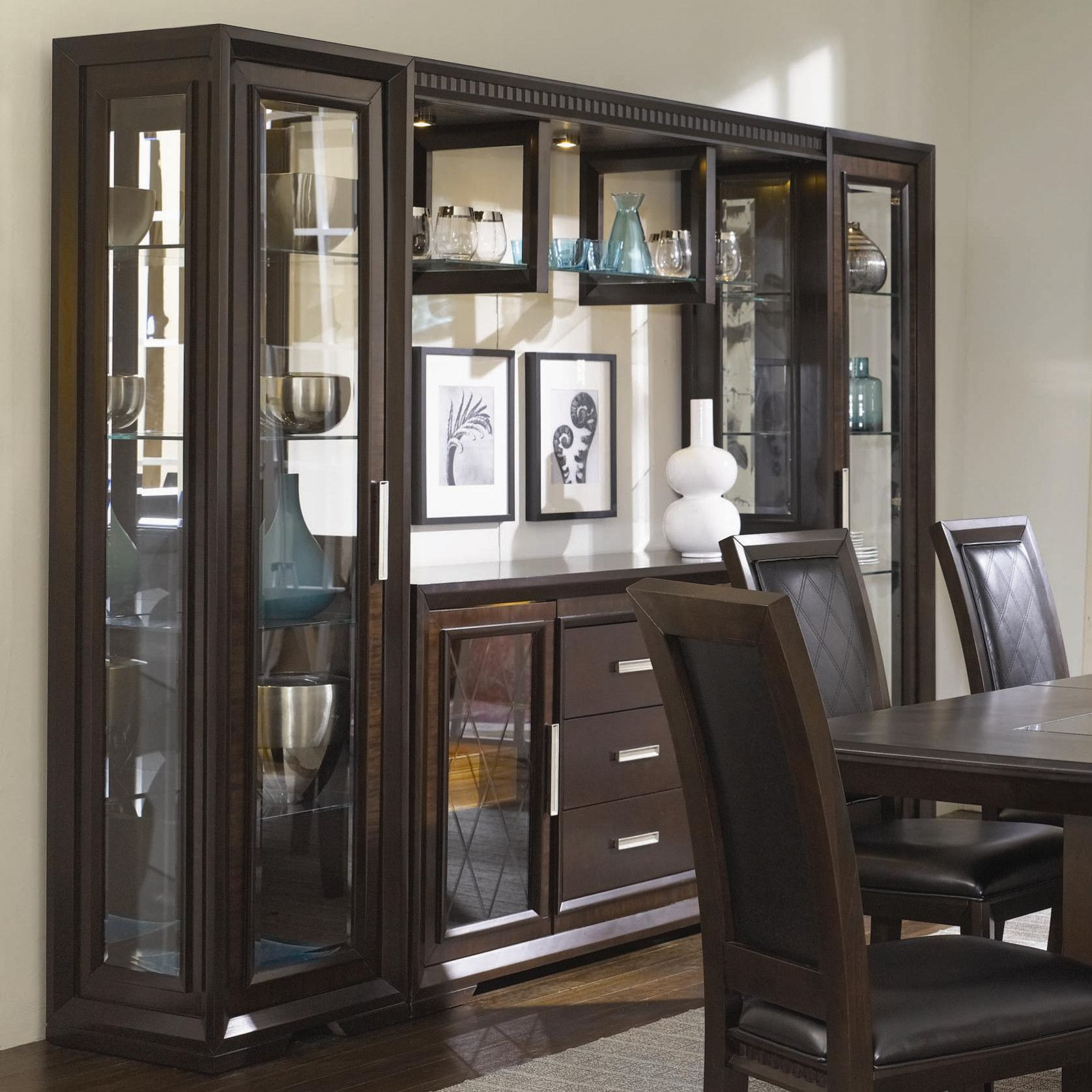 50 Modern China Cabinet Display