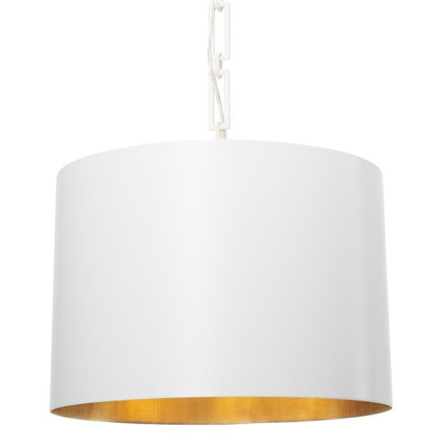 Trend 1 Gold Gold Gold Everywhere You Looked Gold An Elegant Steel Drum Fixture From Brian Patrick Flynn Fo Drum Chandelier Chandelier Lighting Crystorama