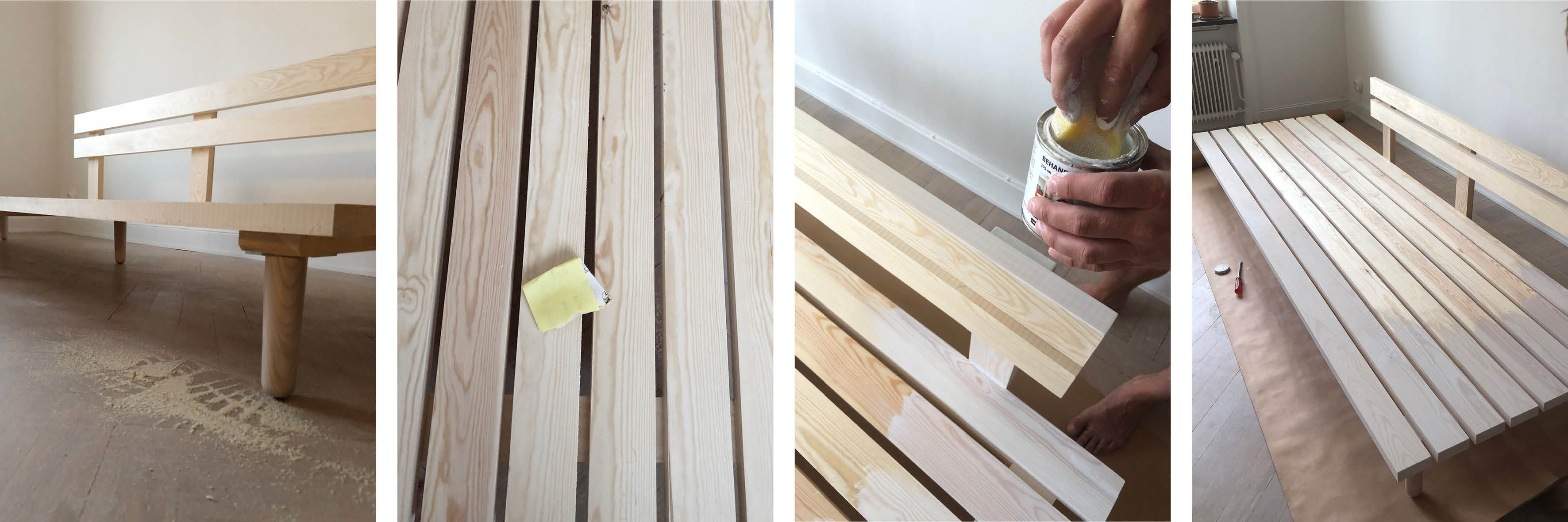 Our Community – The place to check out inspiring IKEA Hacks. – Prettypegs – Sofa Daybed Hack!