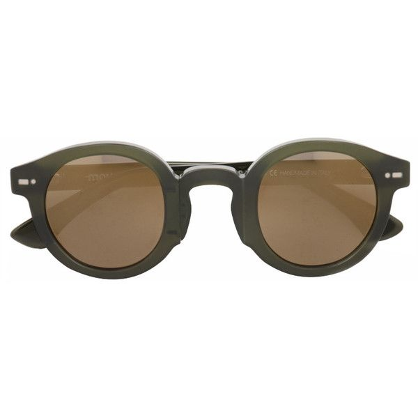 Movitra 315 sunglasses (195.210 CLP) ❤ liked on Polyvore featuring accessories, eyewear, sunglasses, verde, lens glasses, green sunglasses, green glasses, green lens sunglasses and green lens glasses