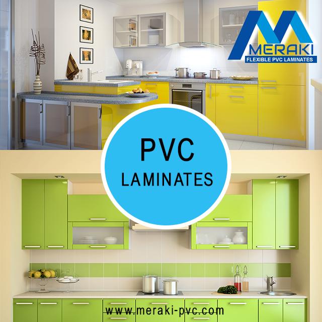 Pvc Laminates Kitchen Interior For More Information Visit Our Website Www Meraki Pvc Com Flexiblelaminates Pvclaminates Madei Laminates Interior Kitchen