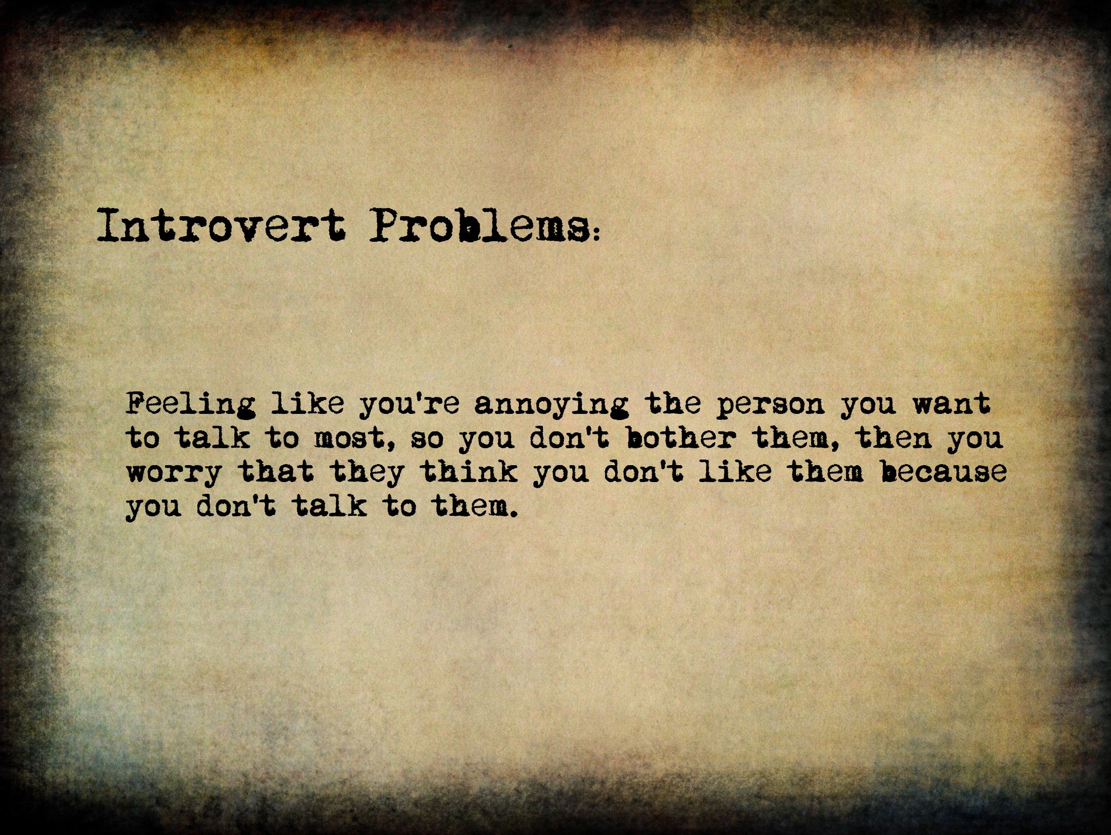 Quotes About Introverts Introvert Problems  Confused Awkward And Infj