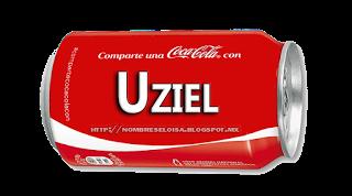 """Nombres """" Eloisa """": Lata de Coca cola con Nombres 1"""