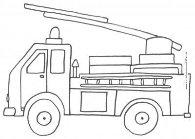 feuerwehrauto | plotter | pinterest | feuerwehrautos, feuerwehr und ausmalbilder