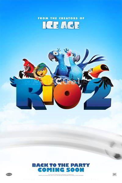 Ver Rio 2 2014 Online Descargar Hd Gratis Espanol Latino Subtitulada Rio La Pelicula Peliculas Peliculas De Disney
