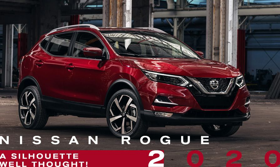 The 2020 Nissan Rogue A World Of Possibilities Nissan Rogue Nissan Rogues