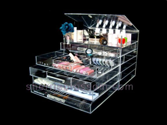 17 Best images about HOTTEST CELEBRITY BRAND MAKEUP ORGANIZERS and STORAGE  on Pinterest Amber rose Makeup. Cheap Acrylic Makeup Organizer Drawers