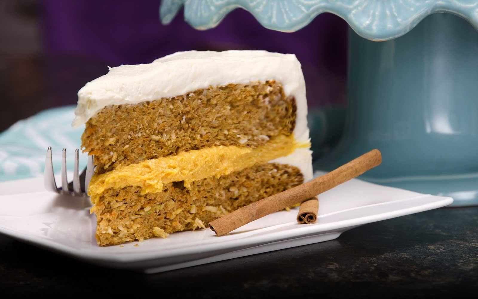 Carrot cake delicious cake recipes protein treats