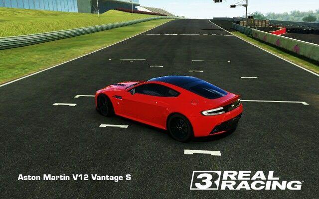 Real racing 3 aston martin v12 vantage s sport