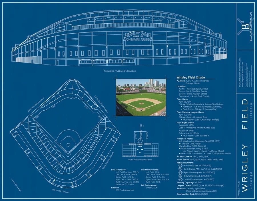 Wrigley field blueprint mural ballpark blueprints murals your search results for wrigley field blueprint wallpaper adorable wallpapers malvernweather Gallery